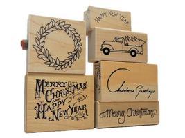 Christmas Holiday Rubber Stamp Bundles image 5