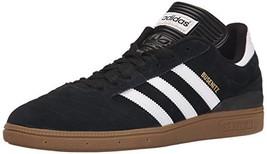 Adidas Men's Skateboarding The Busenitz (8|Core Black, Ftwr White, Gold ... - $61.72