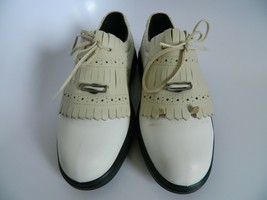 Womens Ecco Gore-Tex Golf Shoes w\Shoe Trees & Bags Size 6.5 (Eur 37) - $49.99