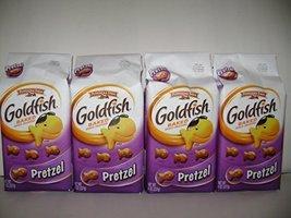 Pepperidge Farm Gold Fish Baked Pretzel (8oz X4 Packs) - $23.99