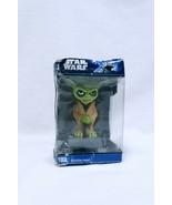 VINTAGE 2010 Funko Monster Mash Up Star Wars Yoda Bobblehead Figure - $19.79