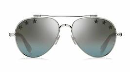 Givenchy GV7057/STARS Palladium/Gray Silver Mirrored 010/GO Aviator Sung... - $205.00