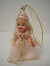 MINT Princess Kelly Barbie Little Sister 1999 Kelly Club w wristtag - $13.00