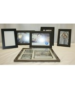 Lot of 6 Picture Frames – 4 Matching – 5 Unused - $19.79