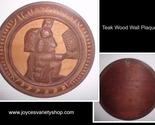 Teak wood wall plaque collage 2017 04 24 thumb155 crop