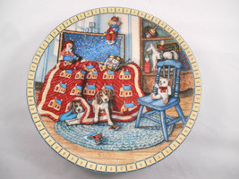 Knowles Hide and Seek Collector's Plate Cozy Country Corners Series by H... - $14.99