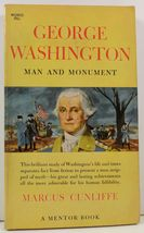 George Washington Man and Monument by Marcus Cunliffe - $3.99
