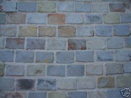 "Cobblestone Paver Molds 12 Make Patio Pavers 4x6"" For Walls Patios Garden Paths image 5"