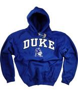 Duke Blue Devils Sweatshirt Hoodie Basketball Jersey Gear University App... - $34.99