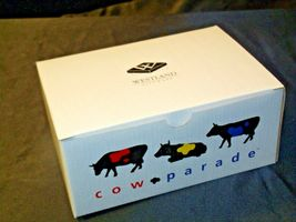 CowParade More than Just Meat Item # 9193 Westland Giftware AA-191873 Vintage C image 4