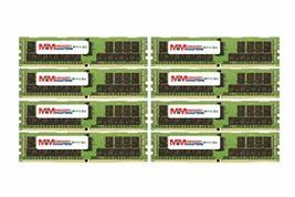 MemoryMasters 128GB (8x16GB) DDR4-2400MHz PC4-19200 ECC RDIMM 2Rx8 1.2V Register - $642.51