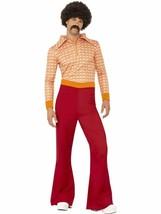 Authentique 70's Costume Gars, Poitrine 117cm-122cm, 1970's Déguisement ... - $29.88