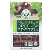 Kuli Kuli Moringa Greens and Protein Powder - Dark Chocolate - 12 ct 1.3... - $60.65