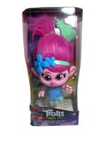 Hasbro DreamWorks Trolls World Tour Toddler Poppy  Doll With Comb W8 - $44.50