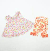 First Impressions Baby Girls Floral Pant Set Infant Size 3-6 mos - $11.67