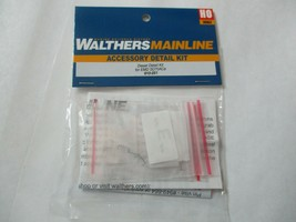 Walthers Mainline #910-251 EMD SD70ACe Diesel Detailing Kit  HO Scale image 1