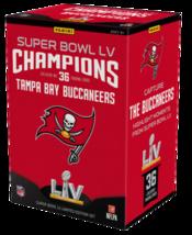 2021 Panini Super Bowl Champions Tampa Bay Buccaneers Sealed Box Set (36... - $34.99