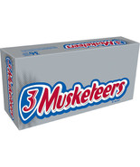 NEW 3 Musketeers Candy Bar, 1.92 oz, 36-count FREE SHIPPING - $42.99