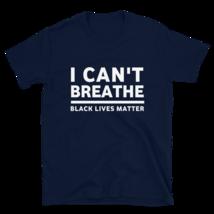 I Can't Breathe T-shirt / I Can't Breathe Short-Sleeve Unisex T-Shirt image 9