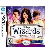 Nintendo DS : Wizards Of Waverly Place VideoGames - $2.93