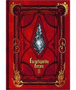 Encyclopaedia Eorzea The World of FINAL FANTASY XIV ~ Volume II Ship by DHL - $40.00
