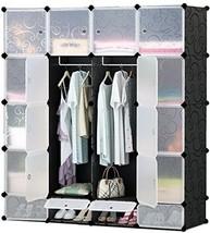 IPOW Multi-functional DIY Plastic 16+4 Cube Org... - $100.49