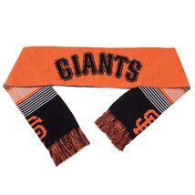 MLB San Francisco Giants Reversible Split Logo Scarf by Forever Collectibles - $26.95