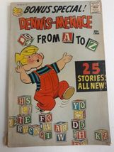 LOT of Silver Age Dennis the Menace Comics image 7