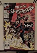 Web of Spider-Man #41 (Aug 1988, Marvel) - $2.97