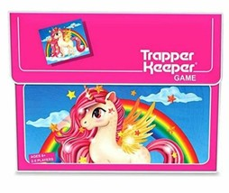 NEW SEALED Trapper Keeper Board Game Pink Unicorn - $19.79