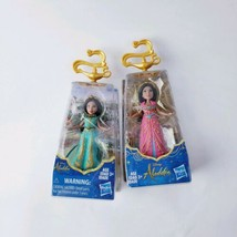 "DISNEY Aladdin PRINCESS JASMINE  3.75"" Doll Figure lot 2019 Live Action ... - $14.85"