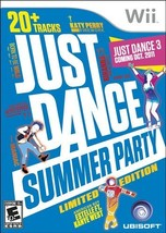Just Dance: Summer Party (Nintendo Wii, 2011) - $10.21