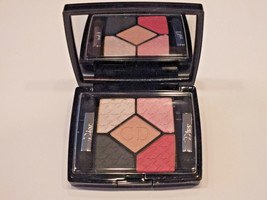 Dior 5 Couleurs Cherie Bow Edition Eyeshadow Palette 854 Rose Charmeuse - New - $19.79