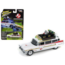 1959 Cadillac Ghostbusters Ecto-1A from Ghostbusters 1 Movie 1/64 Diecas... - $15.20