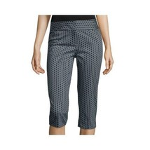 Worthington Sateen Cropped Pants Size 6P, 10P, 12P Msrp $44.00 - $16.99