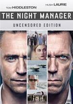 The Night Manager [DVD Set] 6 Part Mini-Series BBC TV Series - $29.99