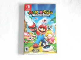 Mario + Rabbids Kingdom Battle (Nintendo Switch, 2017) Factory Sealed - $30.00