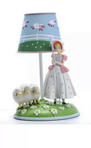 Toy Story 4 Bo Peep & Sheep Table Lamp Disney Pixar Collectible Figure D... - $42.08