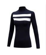 Golf Sun Block Base Shirt Milk Fiber Long Sleeve Autumn Winter Clothes Y... - $54.60