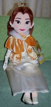"Disney BELLE in Winter Cape 18.5"" Plush Doll NWT - $16.88"