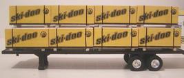 1/64 scale trailer loads  set of 12 farm toy, ertl, dcp, semi - $22.99