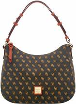 Dooney & Bourke Women's Gretta Kiley Hobo Shoulder Bag, Brown Tmoro, 8175-7 - $225.72