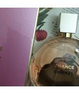 Chanel Chance Perfume for her 3.4 Oz Eau De Parfum Spray - $149.99