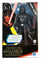 Star Wars Galaxy of Adventures Darth Vader 5-Inch-Scale Action Figure Toy - $16.33