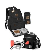 MDG Bundle: Day/Night Walking Bag and Weekender Backpack (Black) - $97.50