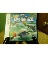 Petz Wild Animals: Dolphinz (Nintendo DS, 2007) Vg W/Manual - $8.90