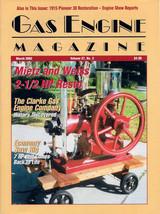 Gas Engine Magazine March 2002 Volume 37, No. 3 - $2.50