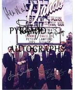 RAT PACK - Signed by ALL  Autographed Authentic Signed Photo w/COA - 80170 - $2,499.00
