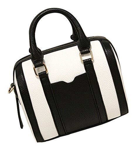 Europe Style PU Tote Handbag Fashion Shoulder Bag Cross Body Bag B