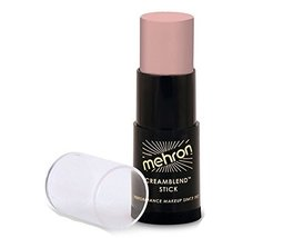 400 (.75oz, Fair Female) Mehron Cream Blend Stick Makeup Mehron CreamBle... - $10.88